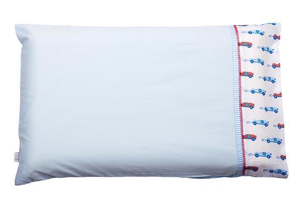 Funda de almohada bebé