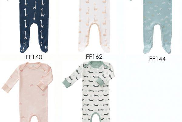 Pijama con pies